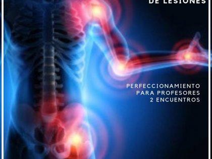 Prevención y cuidado de lesiones
