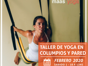 Yoga en Pared y Columpio