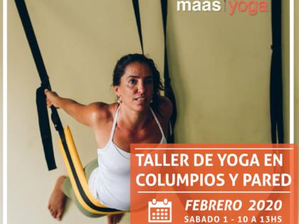 Yoga en Pared y Columpio