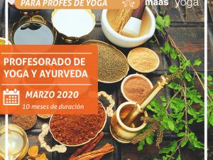Profesorado de Yoga y Ayurveda