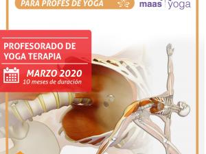 Profesorado de Yoga Terapia