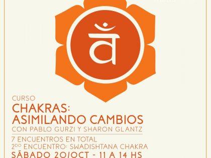 Curso de Alineacion de Chakras