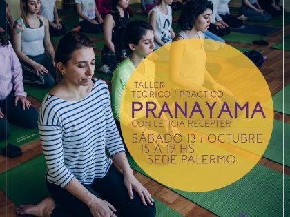 Taller de Paranayamas