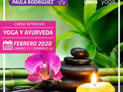 Curso de Yoga y Ayurveda – Verano 2020