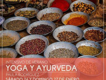 Intensivo Yoga y Ayurveda