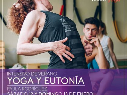 Intensivo Yoga y Eutonia