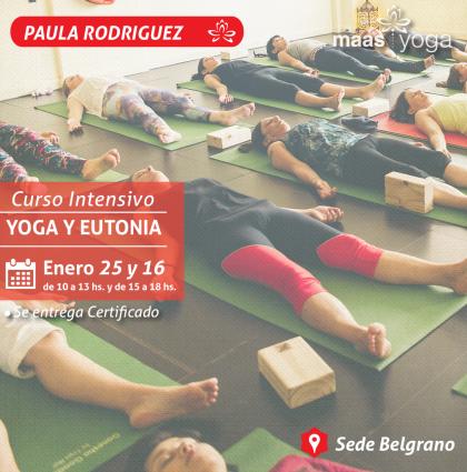 Intensivo Yoga y Eutonia