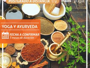 Yoga y Ayurveda – Formacion online