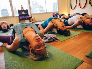 Clases de Yoga Terapia