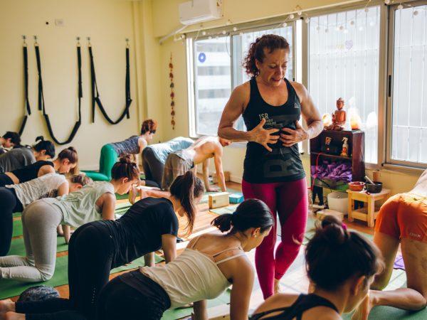Clases de Biomecanica aplicada al Yoga