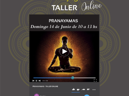 Taller de Pranayamas