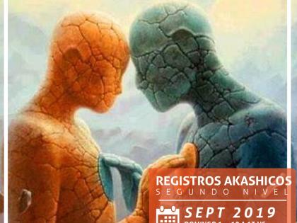 Registros Akashicos – Segundo Nivel