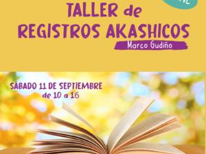 Taller Registros Akashicos