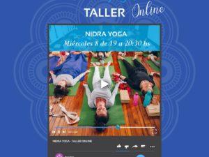 Taller de Yoga Nidra