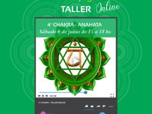 Curso de Alineacion de Chakras – Online