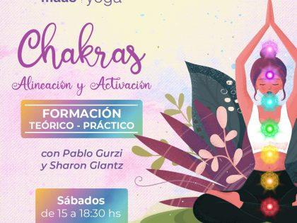 Formación de Alineacion de Chakras – Online