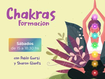 Formación de Chakras – Online