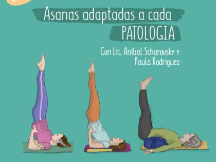 Patologias de Columna – Yogaterapia