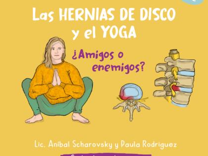 Hernia de disco y yoga